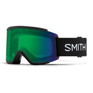 Smith Squad XL, black/Lens: cp everyday green mir - Skibrille