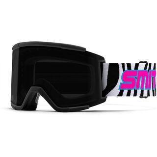 Smith Squad XL inkl. WS, get wild/Lens: cp sun black - Skibrille