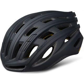 *** 2. Wahl *** Specialized Propero III ANGi MIPS, matte black - Fahrradhelm | Größe M // 55-59 cm