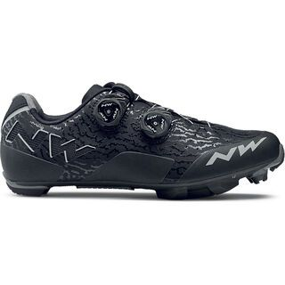 Northwave Rebel, black/anthracite - Radschuhe