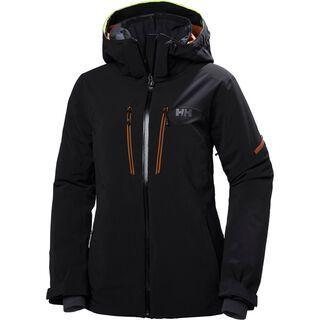 Helly Hansen W Motionista Jacket, black - Skijacke