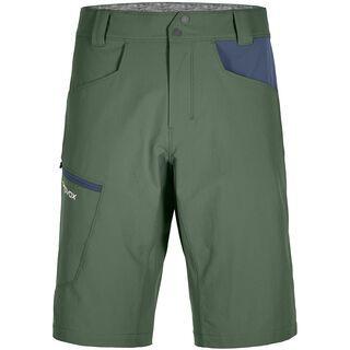 Ortovox Merino Shield Zero Pelmo Shorts M, green forrest