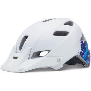 Giro Feather, matte white galaxy - Fahrradhelm