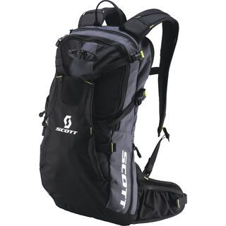 Scott Grafter Protect 12, black/grey - Fahrradrucksack