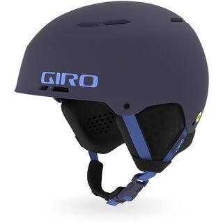 Giro Emerge MIPS, matte midnight / shock blue - Skihelm