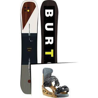 Set: Burton Custom 2019 +  Malavita EST (1931046S)