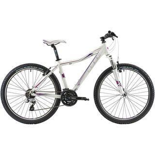 Cube Access WLS 2014, white/purple/berry - Mountainbike