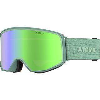 Atomic Four Q HD inkl. WS, mint sorbet/Lens: green hd - Skibrille