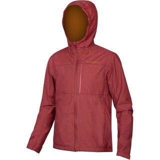 Endura Hummvee Waterproof Hooded Jacket cocoa