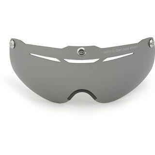Giro Air Attack Eyeshield, grey silver flash - Visier