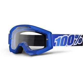 100% Strata, blue lagoon/Lens: clear - MX Brille