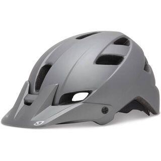 Giro Feature, matte titanium icon - Fahrradhelm
