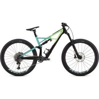 Specialized Enduro Pro 29/6Fattie 2018, black/cali fade - Mountainbike