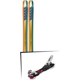 Set: K2 SKI Shreditor 102 2016 + Marker Baron EPF 13 (499351S)