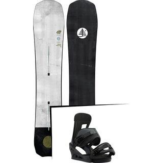 Set: Burton Family Tree Stun Gun 2019 + Burton Freestyle black matte