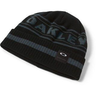 Oakley Rockgarden Cuff Beanie, blackout - Mütze