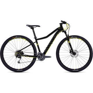 Ghost Lanao 5.9 AL 2018, black/neon yellow - Mountainbike