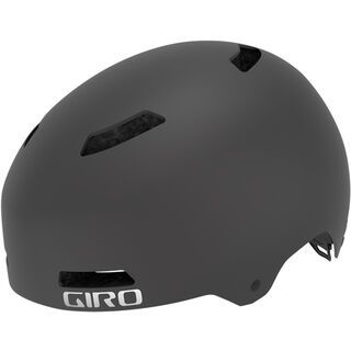 Giro Quarter FS, matte metallic coal - Fahrradhelm