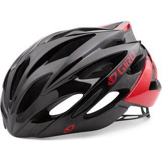 Giro Savant, black/red - Fahrradhelm