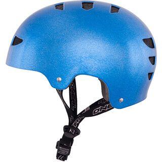 ONeal Dirt Lid Fidlock ProFit Helmet Metalflake, blue - Fahrradhelm