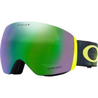 Oakley Flight Deck Prizm, mystic flow retina/Lens: prizm jade iridium - Skibrille