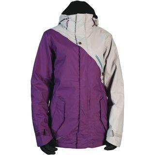 Nitro Stardust Jacket, Storm/ Purple - Snowboardjacke