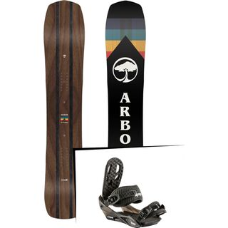 Set: Arbor A-Frame 2019 + Nitro Charger black