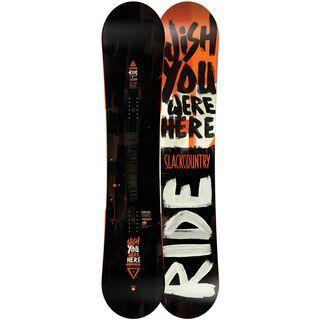 Ride Slackcountry Wide - Snowboard
