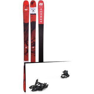 Set: Armada Tracer 88 2019 + Marker Alpinist 12 black/titanium