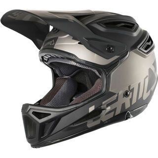 Leatt Helmet DBX 5.0 Composite, black/grey - Fahrradhelm