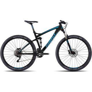 Ghost AMR 2 2016, black/blue - Mountainbike