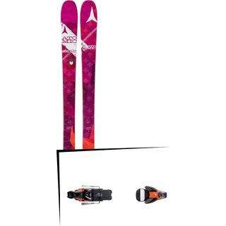 Atomic Set: Vantage 85 W 2016 + Salomon STH2 WTR 16