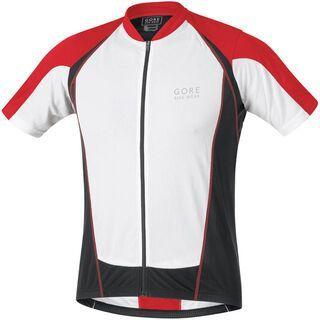 Gore Bike Wear Contest FZ Jersey, red/white - Radtrikot