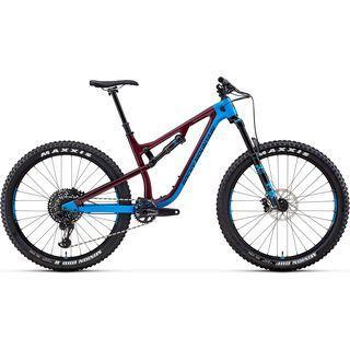 Rocky Mountain Pipeline Carbon 50 2018, blue/blood/black - Mountainbike