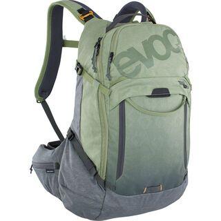Evoc Trail Pro 26l - S/M light olive/carbon grey