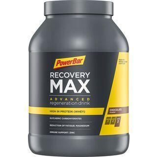 PowerBar Recovery Max - Chocolate