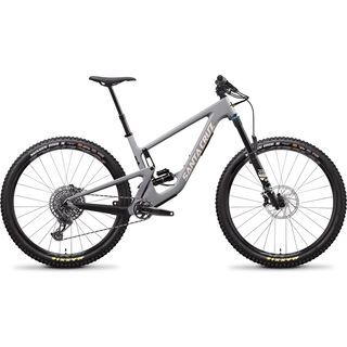 Santa Cruz Hightower C S 2021, smoke grey - Mountainbike