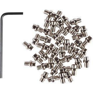 Cube RFR Pedal-Pins, silver