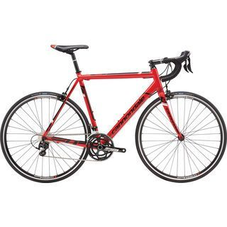 Cannondale CAAD8 105 5 2016, race red - Rennrad