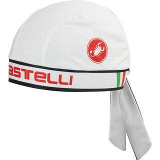 Castelli Bandana, white