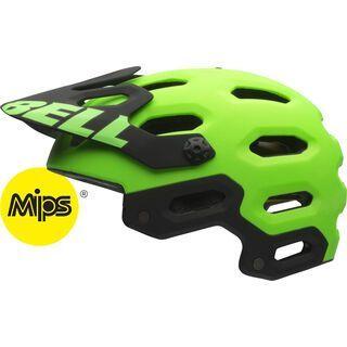 Bell Super 2 MIPS, matte kryptonite - Fahrradhelm