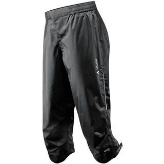Vaude Womens Spray 3/4 Pants, black - Radhose