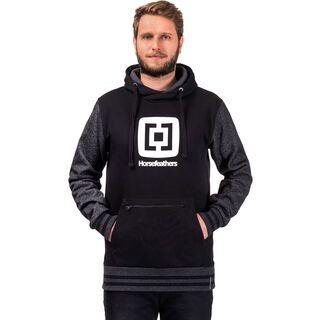 Horsefeathers Sherwin II Sweatshirt, black - Hoody
