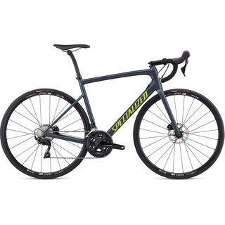 Specialized Tarmac Disc Sport 2019, battleship/green - Rennrad