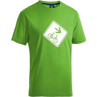 Cube Junior T-Shirt Sign green´n´white