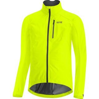 Gore Wear Gore-Tex Paclite Jacke neon yellow