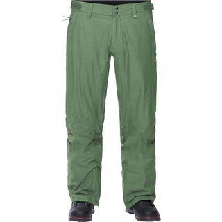 Zimtstern Typer Mash, garden green - Snowboardhose