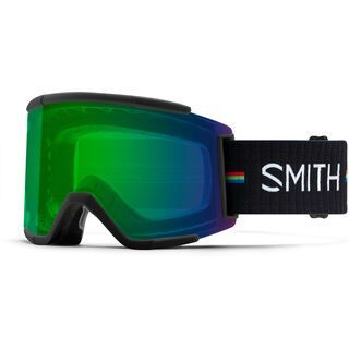 Smith Squad XL inkl. WS, louif paradis/Lens: cp everyday green mir - Skibrille