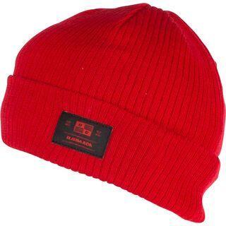 Armada Seafarer Beanie, red - Mütze