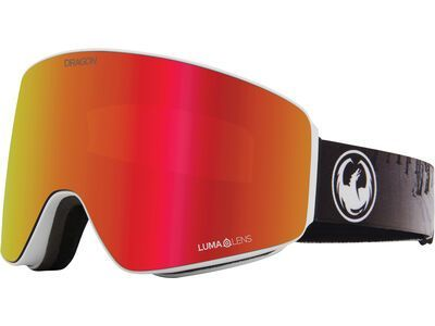 Dragon PXV - Lumalens Red Ionized thecalm